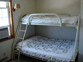 3rd BR with bunkbed