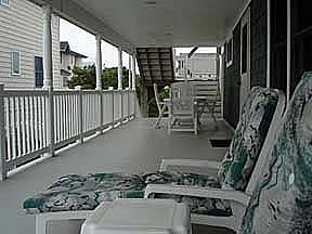 1st Floor Deck