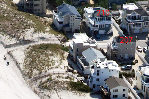 Beachfront Summer Rentals