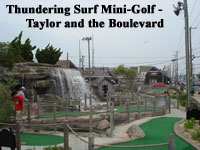 Thundering Surf Mini-Golf