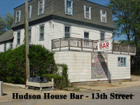 The Hudson House Bar