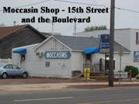 The Moccasin Shop