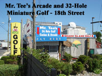 Mr. T's Mini Golf and Arcade