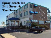 Spray Beach Inn and Restaurant