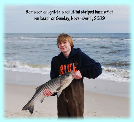 LBI Surf Fishing